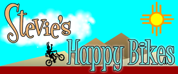 Stevie's Happy Bikes